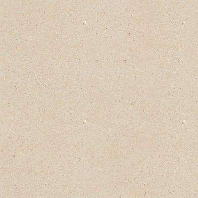 5 in. x 7 in. Laminate Countertop Sample in Paloma Bisque with Premiumfx Etchings Finish