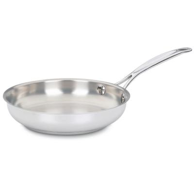 Chef's Classic 8 in. Stainless Steel Skillet