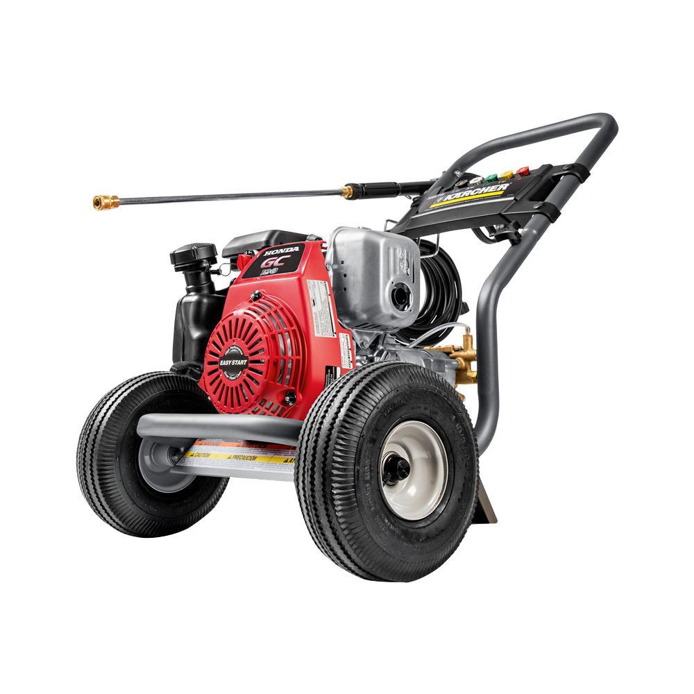 Karcher 3000 psi 2.5 GPM Gas Pressure Washer - California...