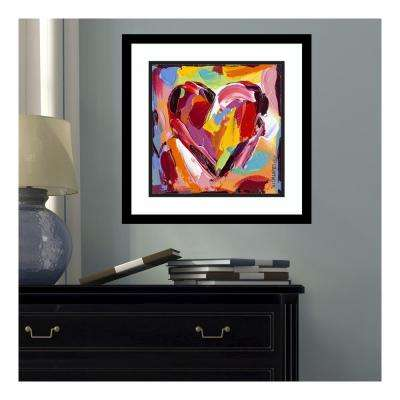 Red - Both - Art Prints - Wall Art - The Home Depot