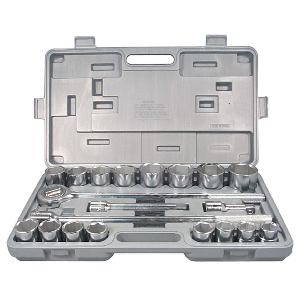 Astro Pneumatic Socket Set (21-Piece)