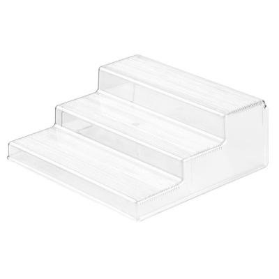 Linus 3-Tier Cabinet Organizer in Clear