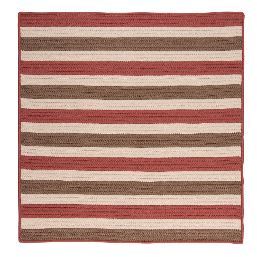 Home decorators collection baxter terracotta 10 ft x 10 for Home decorators indoor outdoor rugs