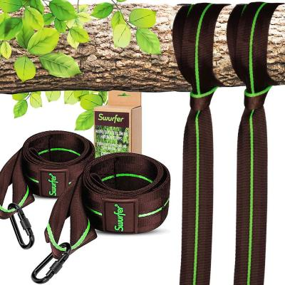 60 in. Tree Hanging Strap (2-Straps)