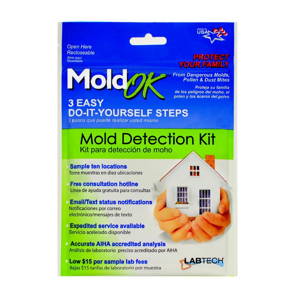 Mold Detection Test Kit