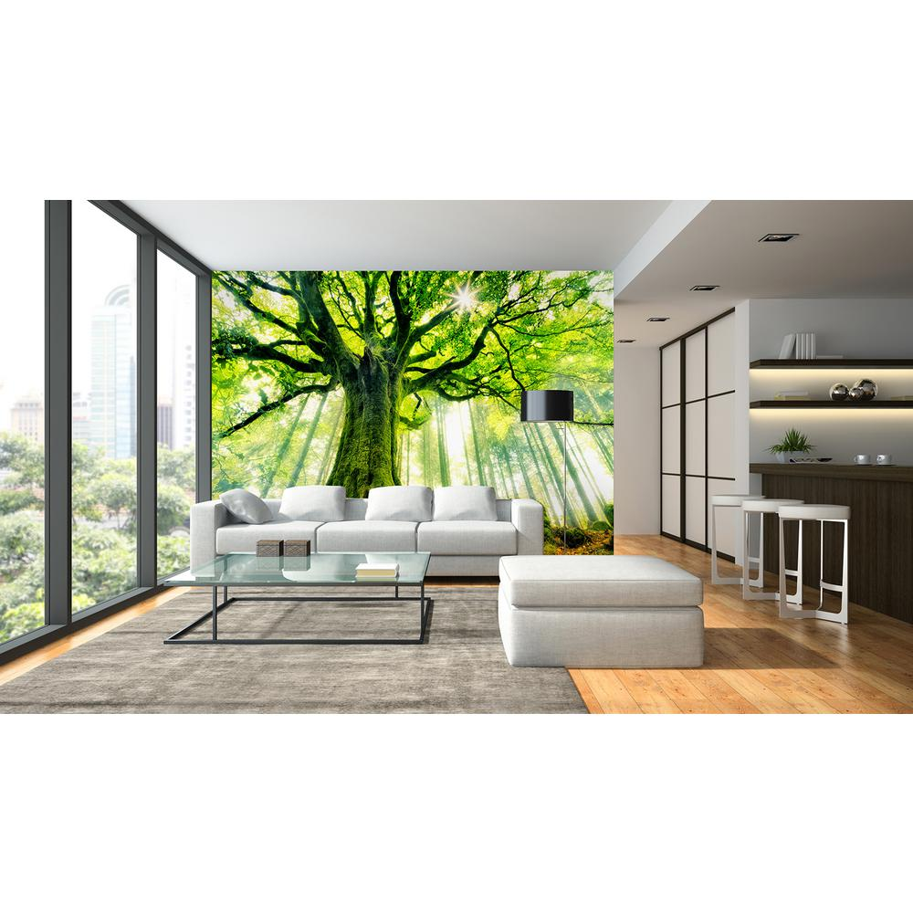 Komar Nature Villa Liguria Wall Mural 8 993 The Home Depot