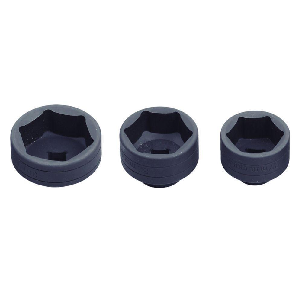 Oil Canister Socket Set (3-Piece)