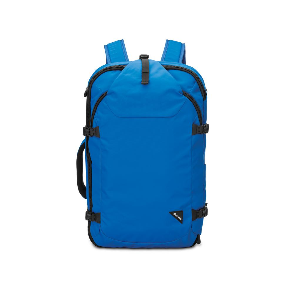 Pacsafe Venturesafe 22 in. Blue Backpack with Laptop Comp...