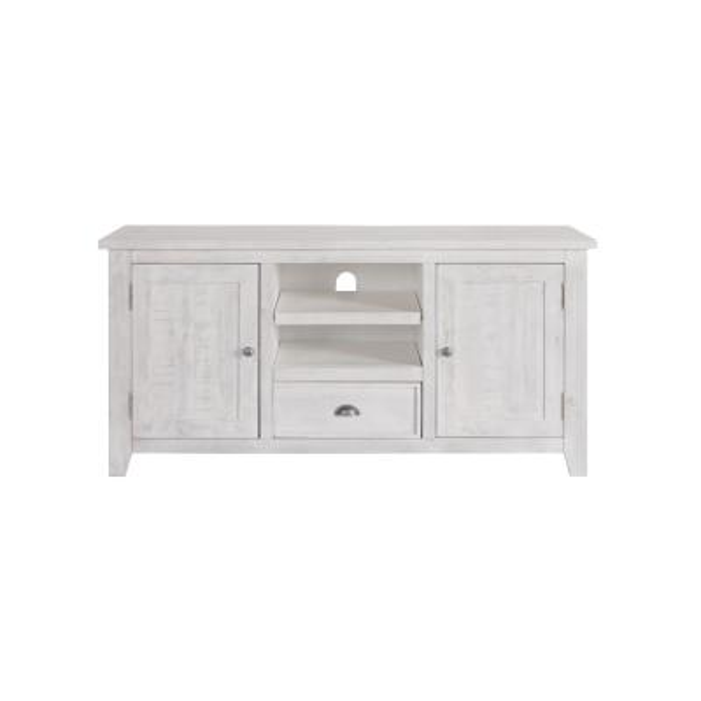 Monterey White TV Stand