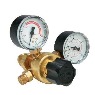 3/16 in. Regulator with Gauge