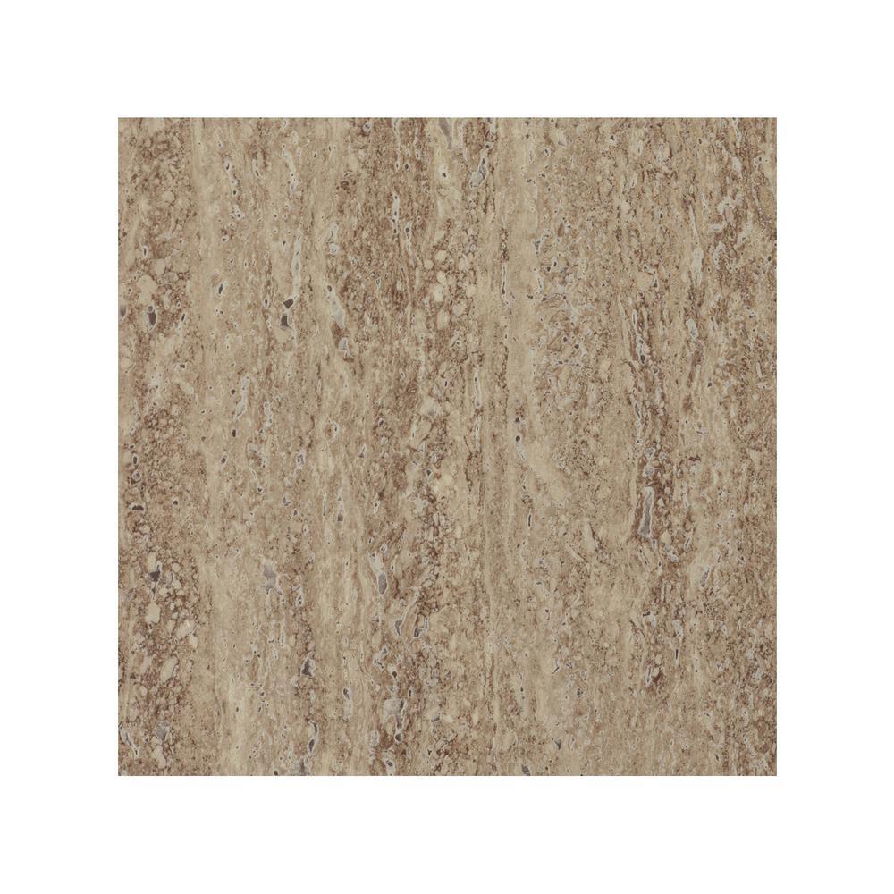 Take Home Sample - Sandstone SPC Vinyl Plank 6 in. W x 6 in. L
