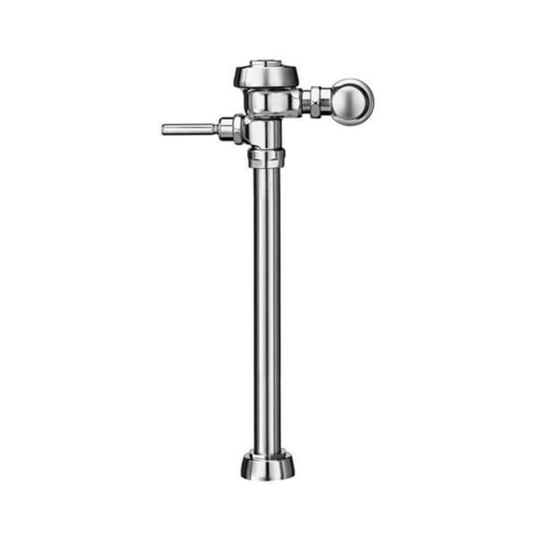 Royal 117 Manual Exposed Flushometer for Floor Mount or Wall Hung Service Sinks, 6.5 GPF/24.6 LPF