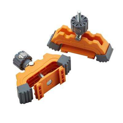 50 in. WTX Clamp Edge and Track Clamp Kit (2-Piece)