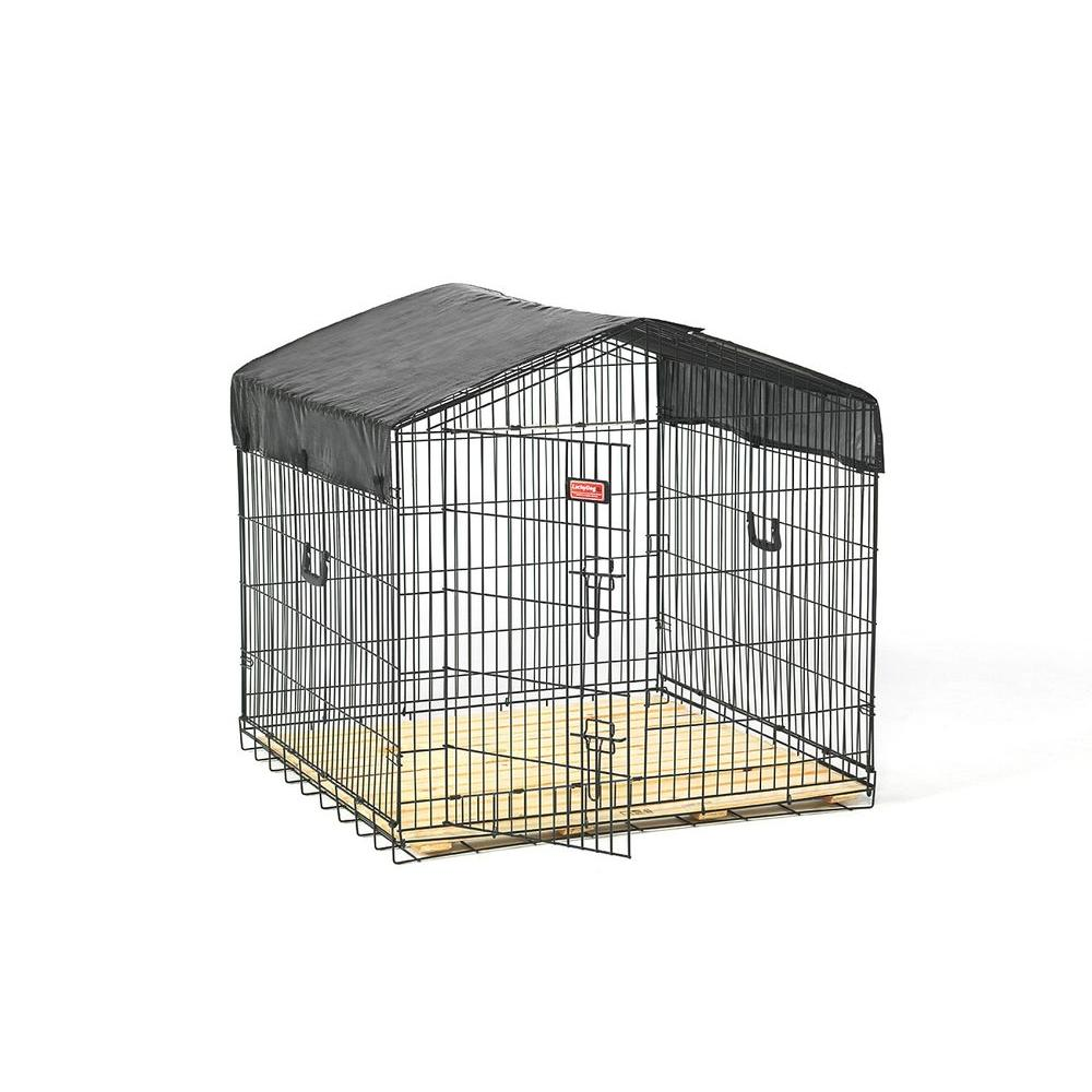 Lucky Dog 36 in. x 40 in. x 40 in.L Travel Kennel