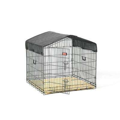 36 in. x 40 in. x 40 in.L Travel Kennel
