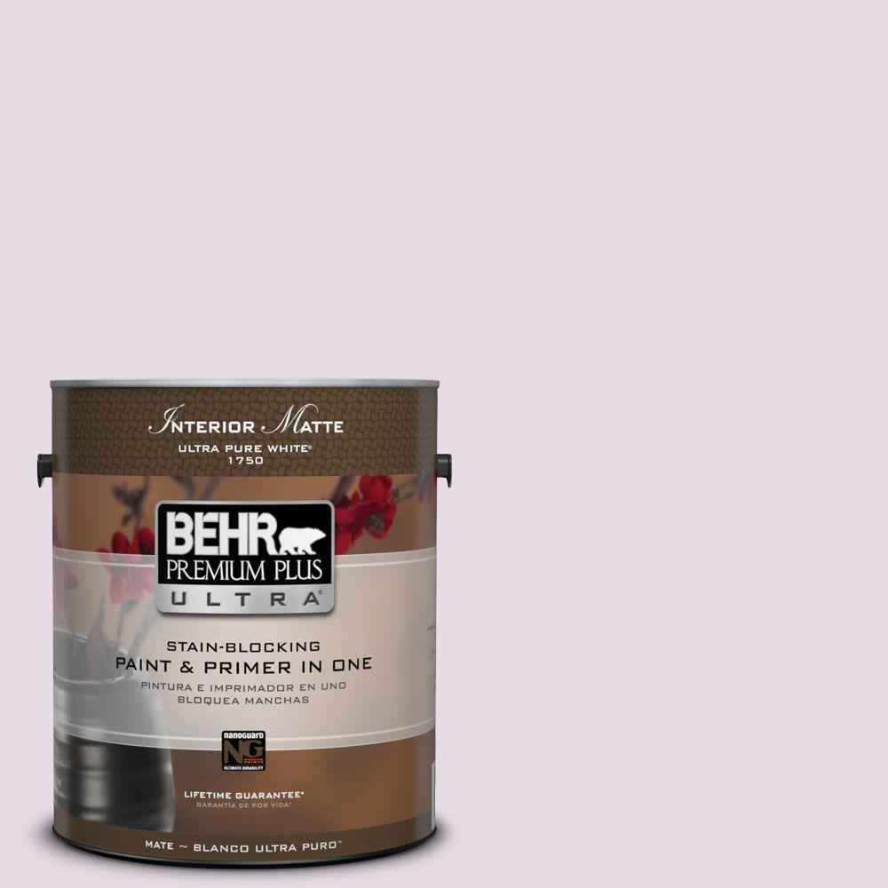 1 gal. #M100-1 Aroma Matte Interior Paint