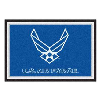 U.S. Air Force 5 ft. x 8 ft. Area Rug