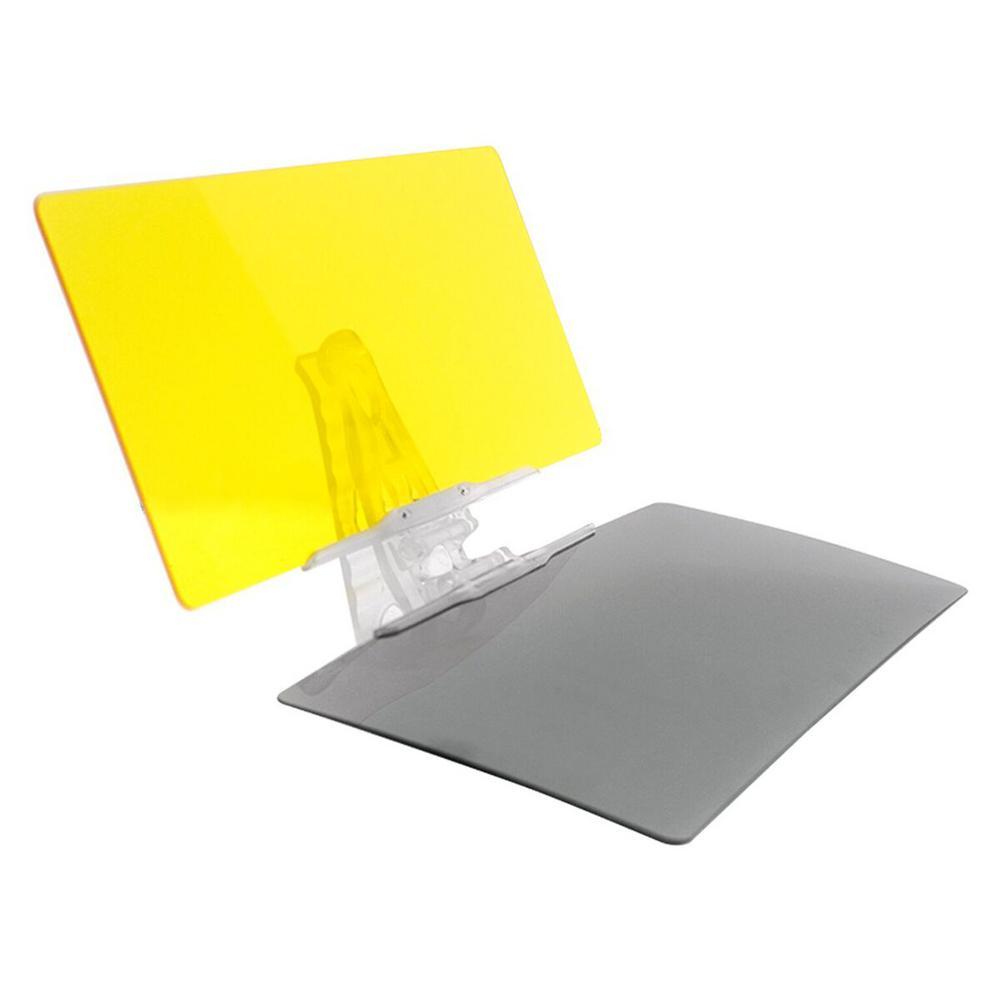 Tac Visor - The Glare Blocker for Day and Night