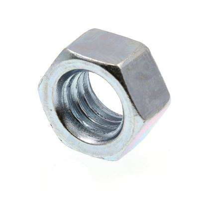 Heavy Hex Nuts 5//16-18 Zinc Plated Coarse Thread A563 300