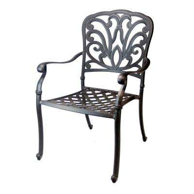 Hampton Aluminum Patio Dining Chair
