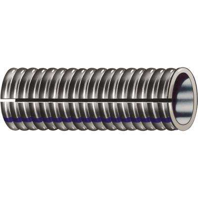 1 in. x 50 ft. Split Wire Conduit, Black