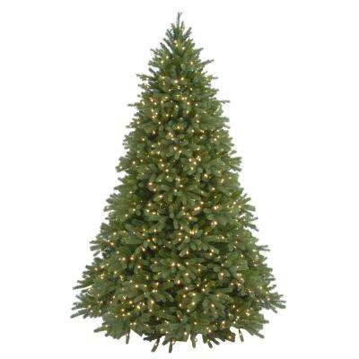 Feel-Real Jersey Fraser Fir Hinged Artificial Christmas - Jersey Fraser Fir - Artificial Christmas Trees - Christmas Trees