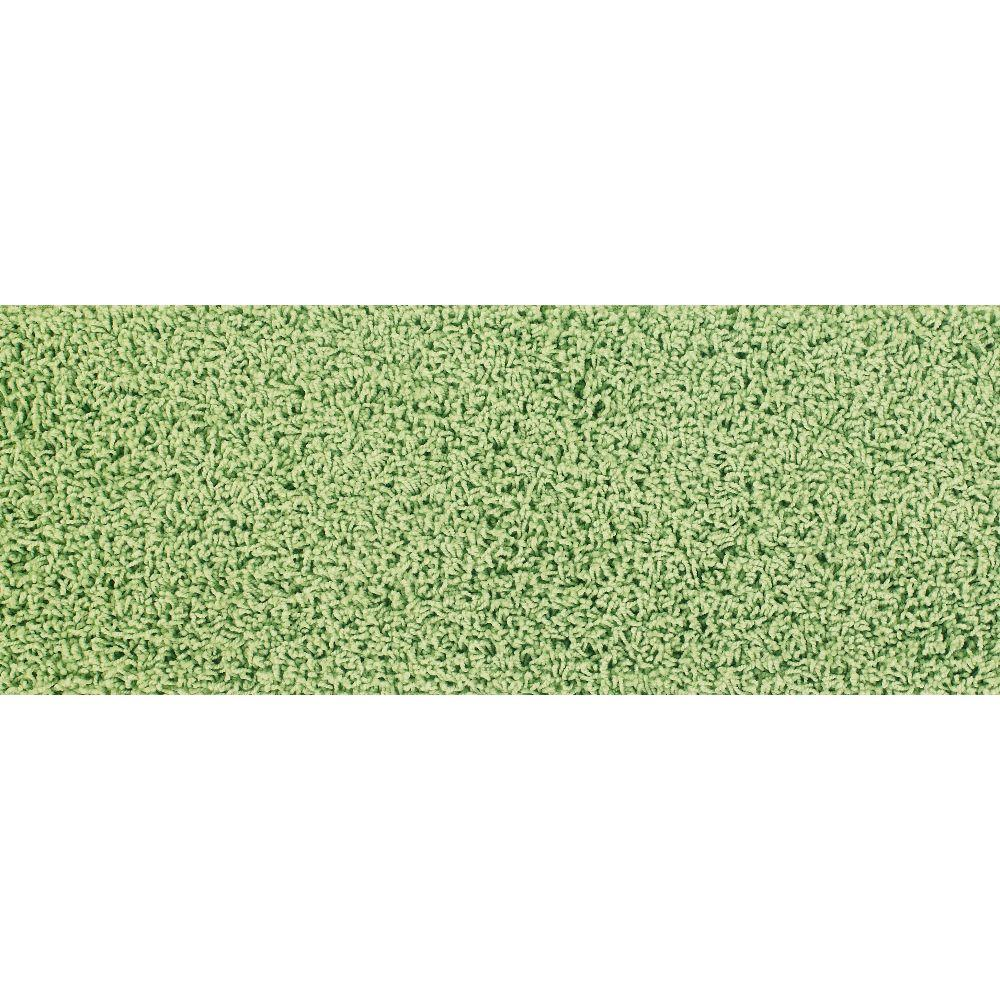 Simply Seamless Pop Culture Mod Green 10 in. x 27 in. Traditional Padded Self Sticking Stair Tread