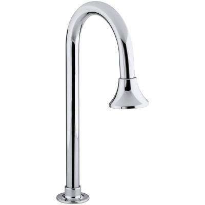 Chrome - Faucet Spouts - Faucet Parts & Repair - The Home Depot