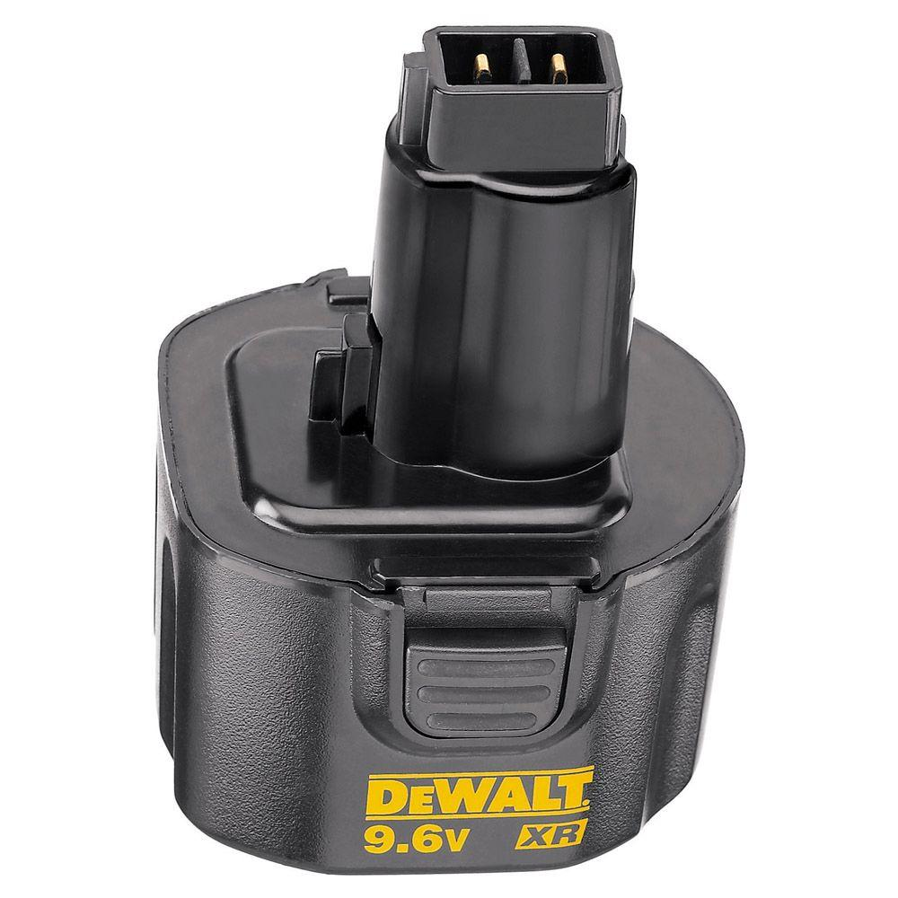 DEWALT 9.6-Volt Replacement Battery Pack