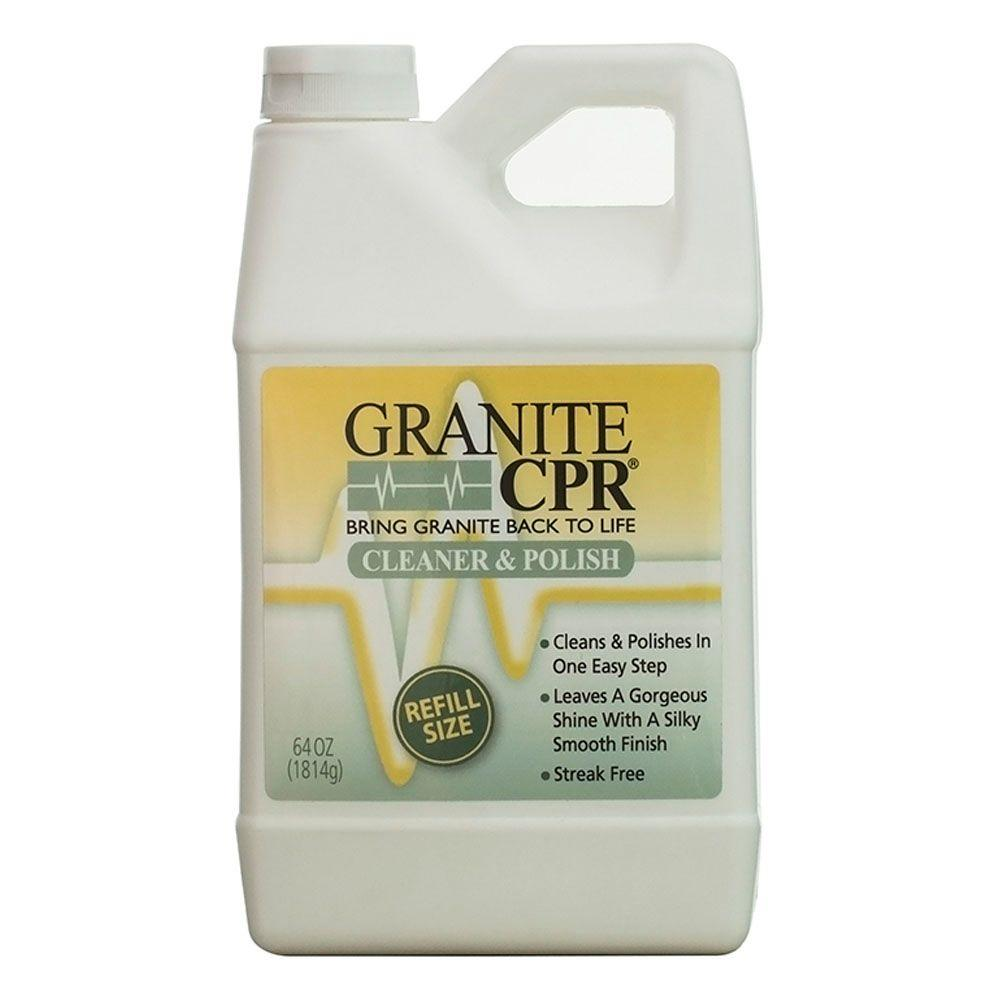 Marble Cleaner And Sealer : Granite cpr oz cleaner polish and sealer gc the