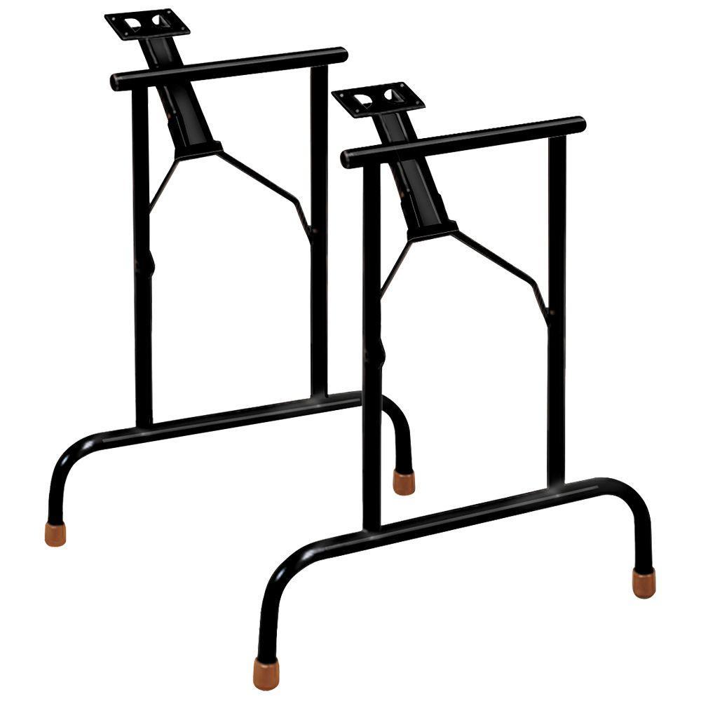 26 in. Steel Folding Legs