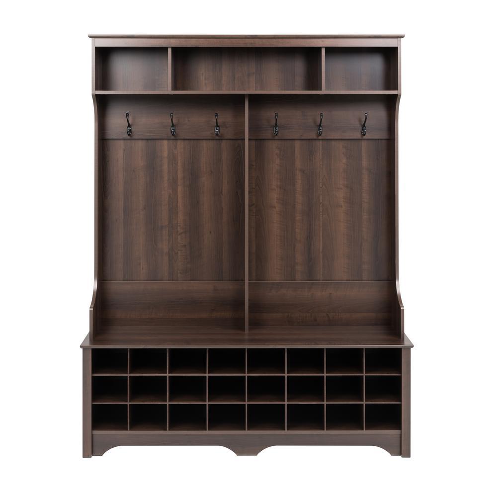 Espresso Entryway Furniture