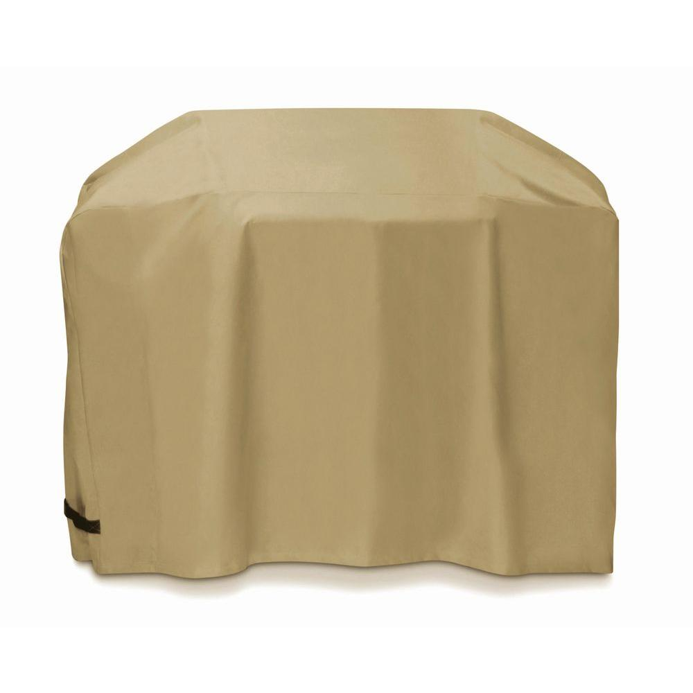 WeatherReady 60 in. Grill Cover, Khaki-DISCONTINUED