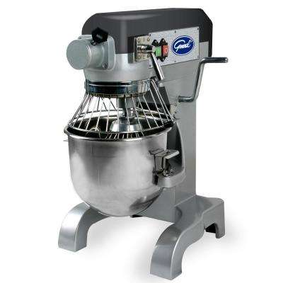 10 Qt. Commercial Stainless Stand Mixer