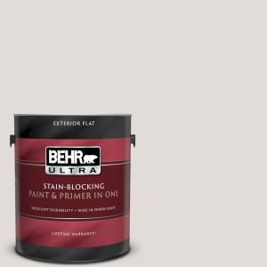 Behr Ultra 1 Gal Ppf 11 Shaded Hammock Flat Exterior Paint And Primer In One 485001 The Home Depot