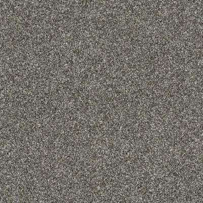 Carpet Sample Kaleidoscope I Color Pearl Gray Texture 8 In X