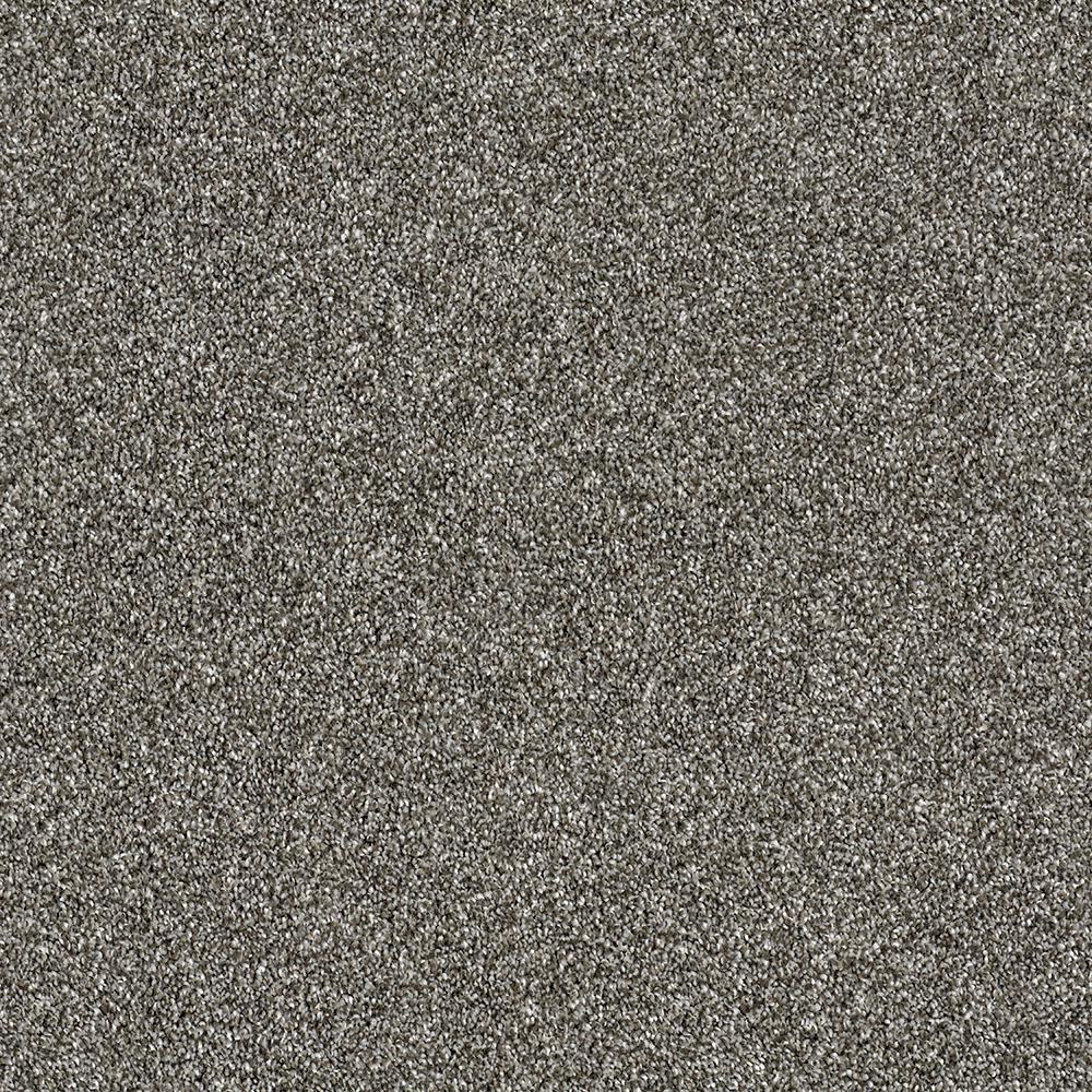 Carpet Sample - Kaleidoscope II - Color Pearl Gray 8 in. x 8 in.