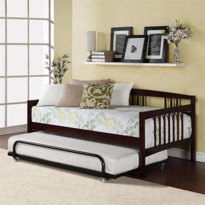 Kayden Espresso Twin Daybed