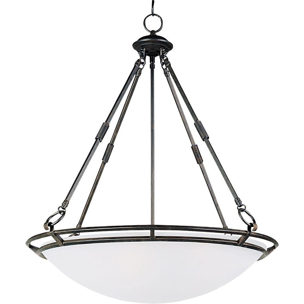 Stratus 5-Light Bronze Pendant