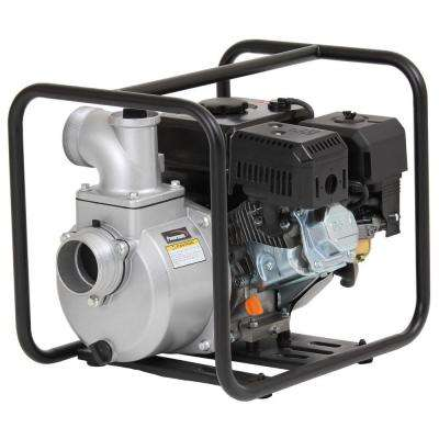 6 HP 3 in. Dewatering Pump