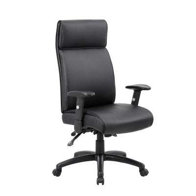 Black Multi-Function Executive High Back Chair