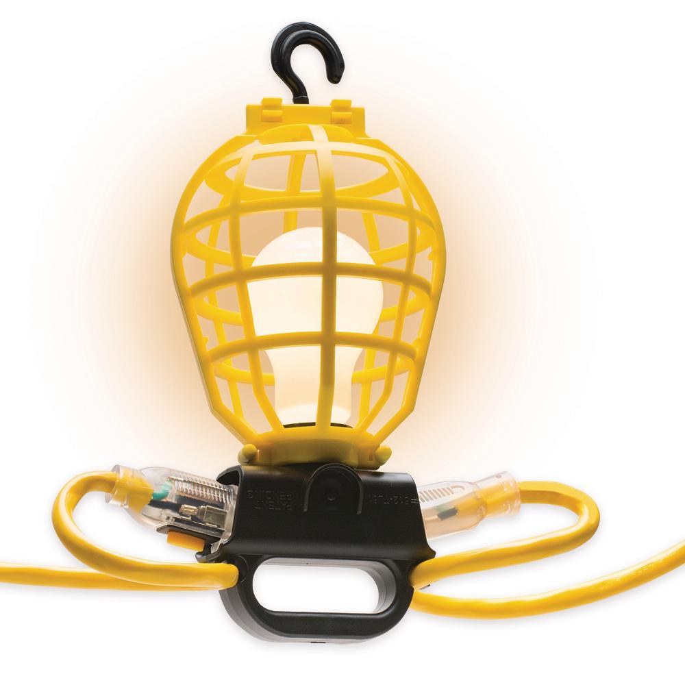 Linkable Task Light, Yellow/Black