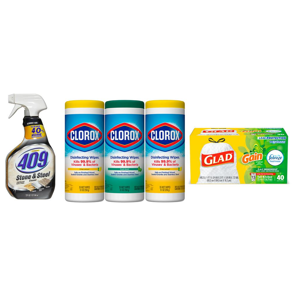 Disinfecting Bleach Free Wipes