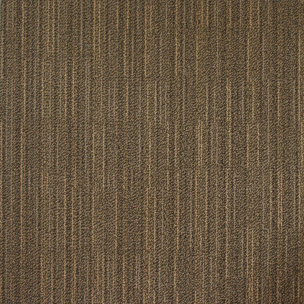 Broadway Brass Loop 19.7 x 19.7. Carpet Tile (20 Pieces/Case)