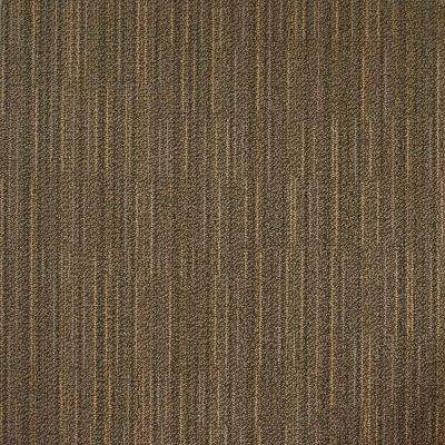 Broadway Brass Loop 19.7 x 19.7. Carpet Tile (20 Pieces/Case)