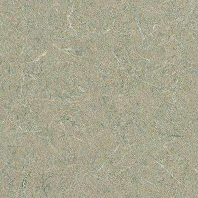 2 in. x 3 in. Laminate Countertop Sample in Green Tigris with Standard Matte Finish