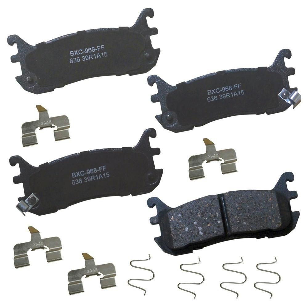 STOP Ceramic Disc Brake Pad - Rear