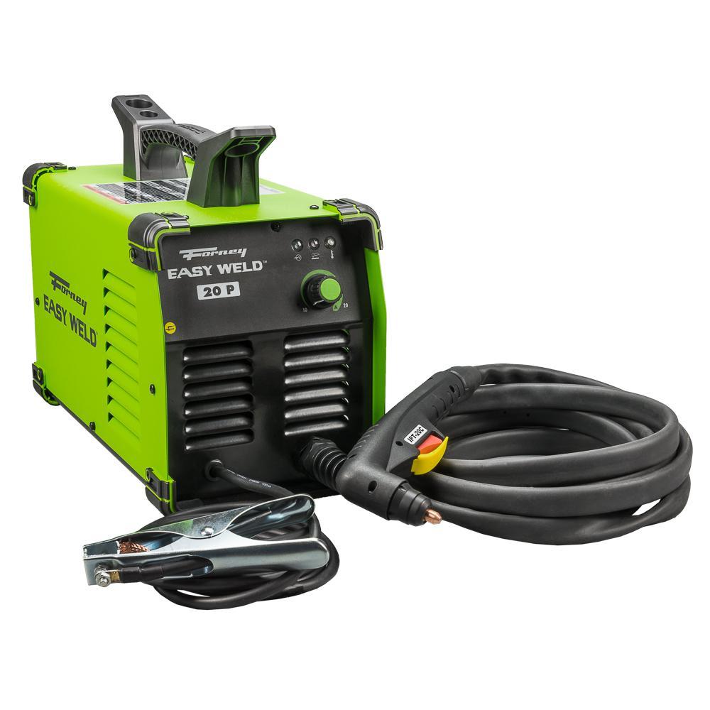 120-Volt 20 Amp Easy Weld Plasma Cutter