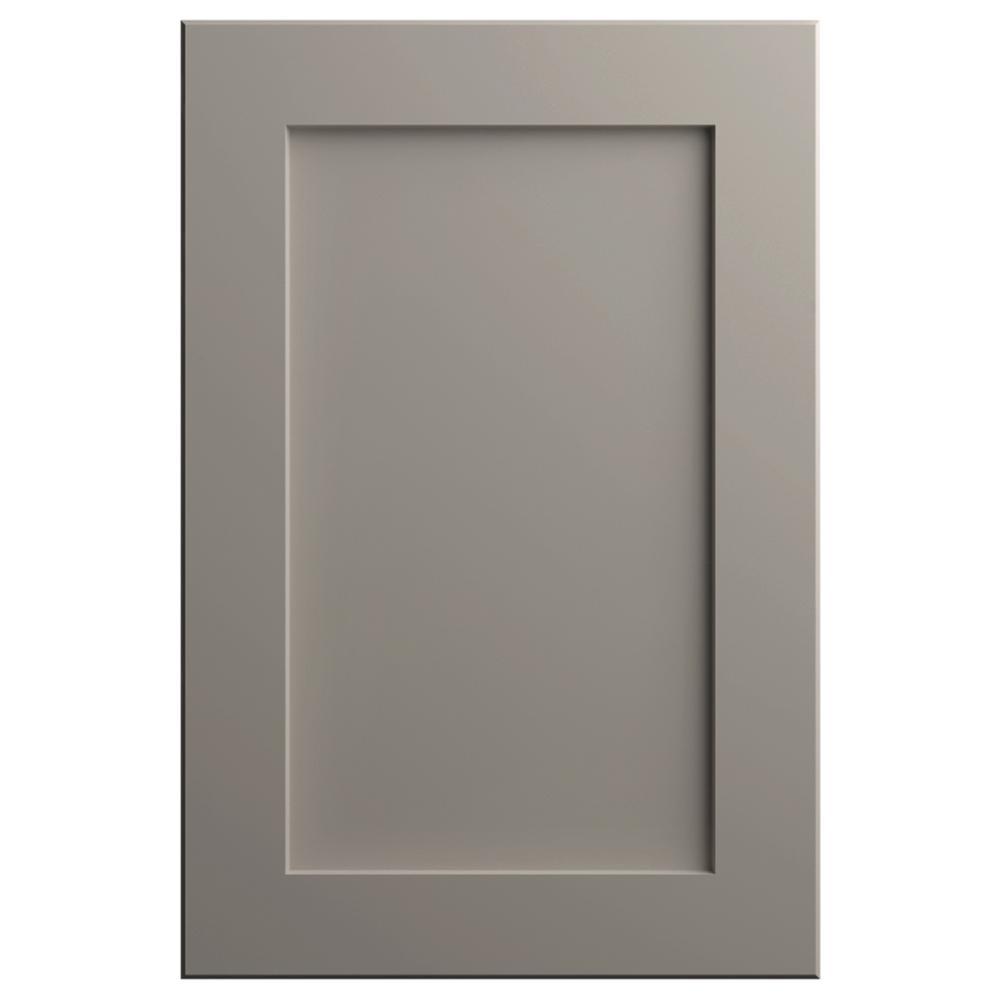 Soleste Cabinet Door Sample In Stone Gray