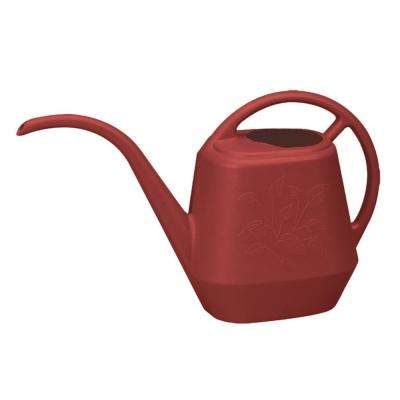 Aqua Rite 1.2 Gal. Burnt Red Watering Can